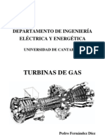 Turbinas de Gas_Universidade de Cantabria
