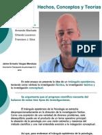 Machado Triangulo Epistemico Psicologia