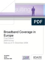 Broadband Coverage