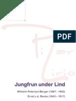 Peterson Berger Jungfrun Under Lind