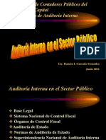 Auditoria Interna Sector Publico