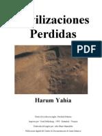 Yahia Harum - Civiizaciones Perdidas