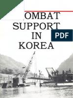 Combat Support in Korea (Front)