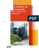 Pwc Cleantech the Future of Microgrids