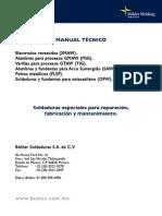 97108273 Catalogo de Soldaduras