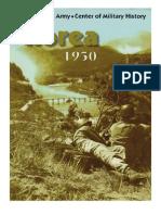 Korea 1950 (Front)