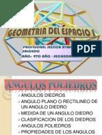 ANGULOS POLIEDROS