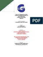 Kertas Kerja Lawatan PJ 2013 [Edited] 2