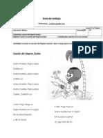 Guía de trabajo Negrito Zambo N°1