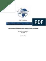 FIM Global Democracy-Documents de Politique