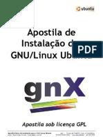 Apostila Ubuntu Instalacao GPL