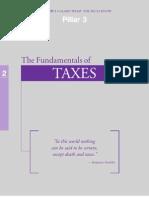 Pillar 3 - The Fundamentals of Taxes