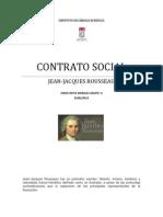 Resumen Del Libro Contrato Social
