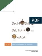 diagnosticodelteatroenoaxaca-130228122825-phpapp01