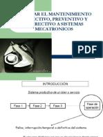 Realizar El Mantenimiento Predictivo, Preventivo y Correctivo (1)