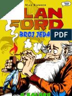Alan Ford - Broj 1