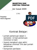 1.2.Pertimbangan Biofarmasetika Dalam Desain Sediaan Obat