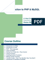 PHP MySQL Basic - Training Slides.ppt
