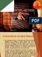 Exposicion Penal 2013