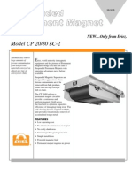 Eriez CP2080 Brochure Magnetic Separators