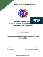 Textos Publicitarios Con o Sin Eslogan..