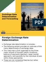 exchange rate determination ppt