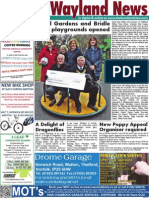 The Wayland News April 2013
