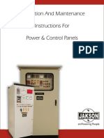 Control Panel Installation Guidelines