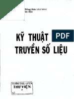 Kỹ Thuật Truyền Số Liệu-Nguyễn Hồng Sơn