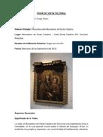 Ficha de Visita Cultural_monasterio de Santa Catalina