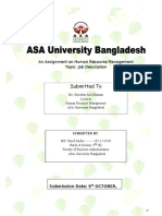 ASAUB ASSIGNMENT Font Page