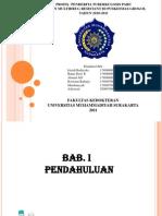 Kasus MDR-Jadi Maju