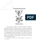 Grimoire of Honorius