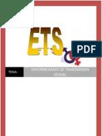 Qué son las ETS