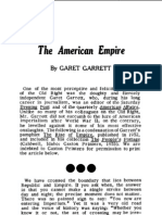 The American Empire - Garet Garrett.pdf