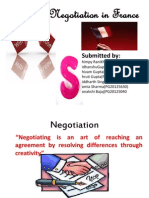 France on Negotiation (1)