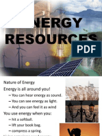 Enery Resource