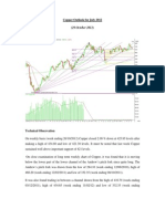 Copper Outlook 29 10 2012