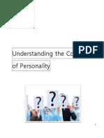Understanding Personality