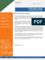 DCR Workforce April 2013 Trendline Report
