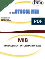 EXPOSé PROTOCOL MIB 3