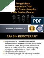 PPT farmakologi kemoterapi