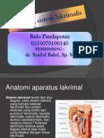 Anatomi Sistem Lakrimalis