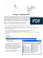 Cleverscope Update USB Driver