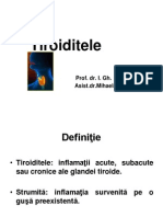 12. Tiroiditele