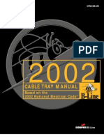 Cable Tray Manual