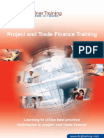 Project & Trade Finance