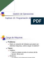 10 - Programacion de Operaciones 2