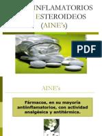 Antiinflamatorios No Esteroideos Aines (1)