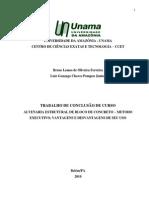 Alvenaria Estrutural Bloco Concreto
